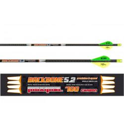 Стрела для лука Maximal Backbone 5.2 Complete Pijlen